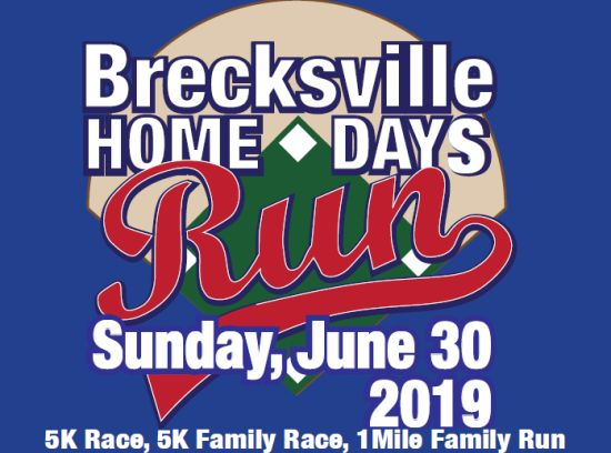 Brecksville Home Days 2020.Brecksville Home Days Run