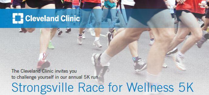 Strongsville Race for Wellness 5K