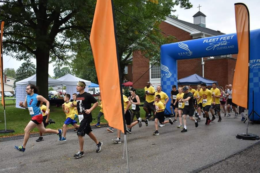 Greater Cleveland Young Marines 5K