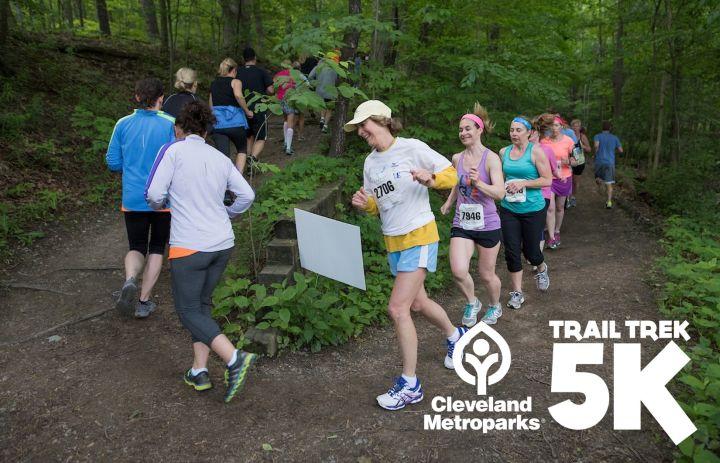 Cleveland Metroparks Trail Trek 5K