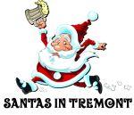 RaceThread.com Santas in Tremont